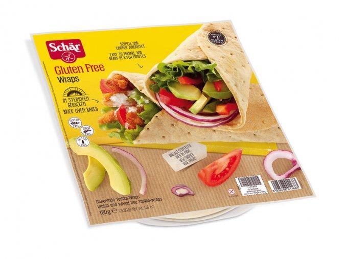 wraps 160g chlebova placka schar 01