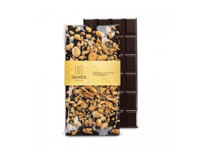 504 tabulka horke cokolady 64 procent s arasidy cokoladovna janek jpg