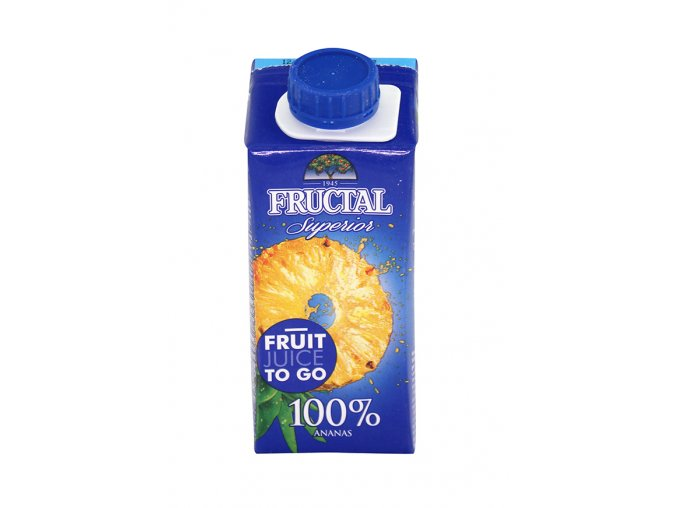Fructal superior ananas 100% 0,2l