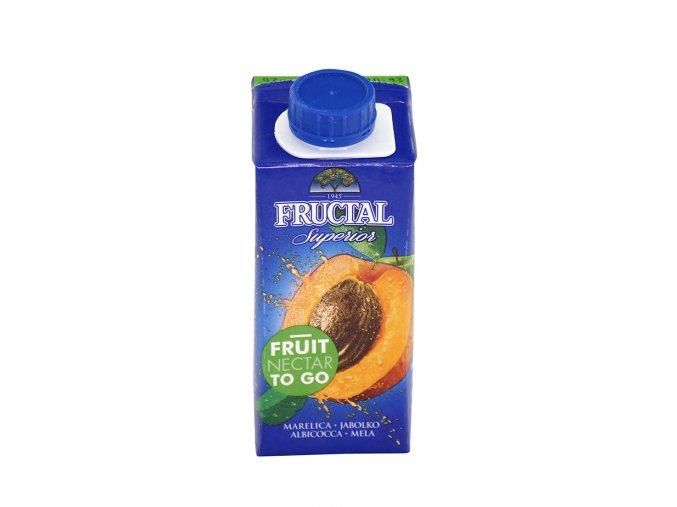 Fructal superior meruňka 0,2l