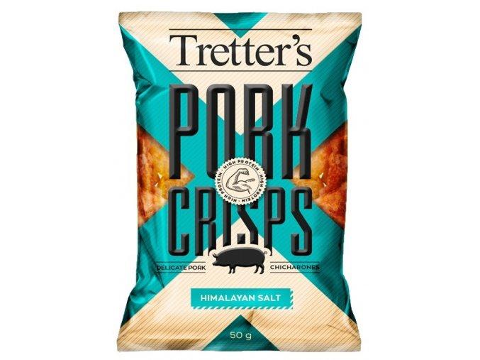 Pork Crisps Himalayan Salt