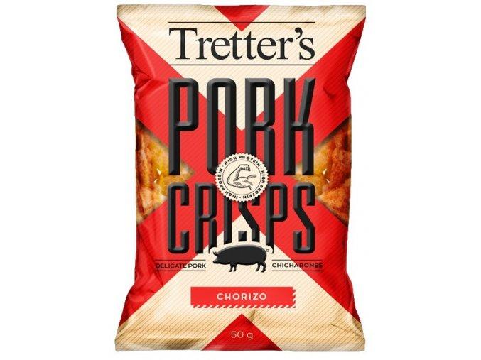 Pork Crisps Chorizo