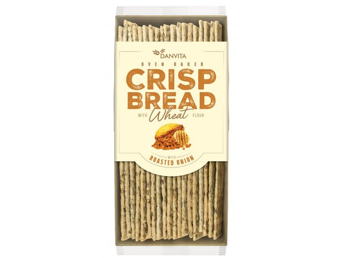 CRISP BREAD Wheat ONION