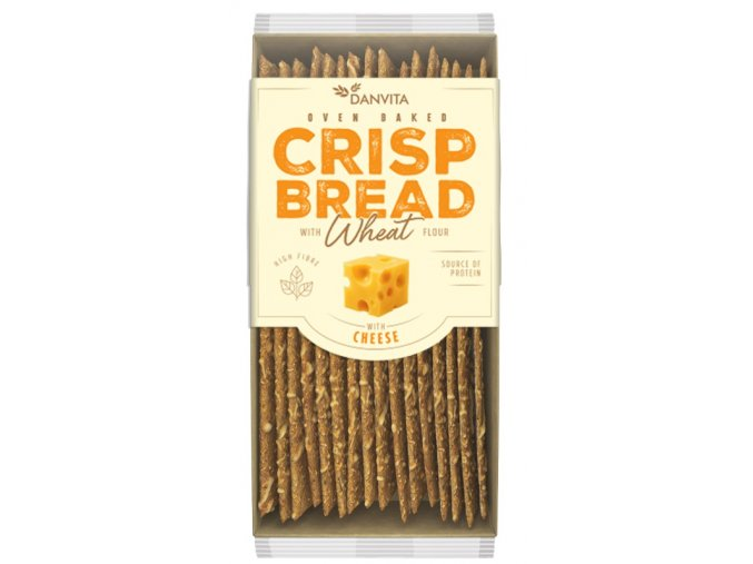 CRISP BREAD Wheat CHEESE