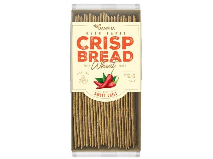 CRISP BREAD Wheat CHILI