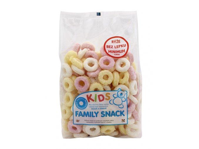 Family snack KIDS sáček 120g