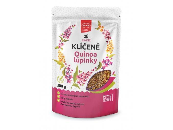 Semix Klíčené quinoa lupínky 300g