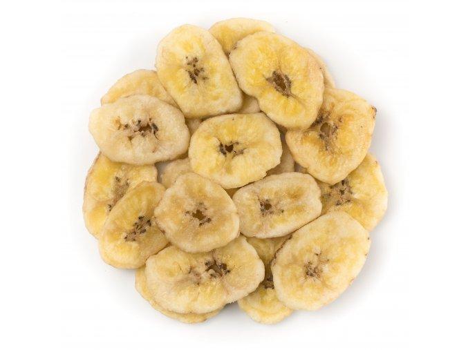 Banán chips BIO
