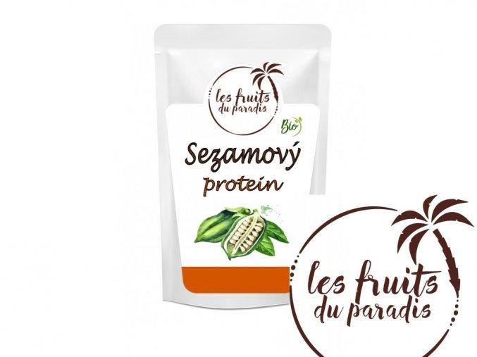 4025 sezamovy protein bio s sackem