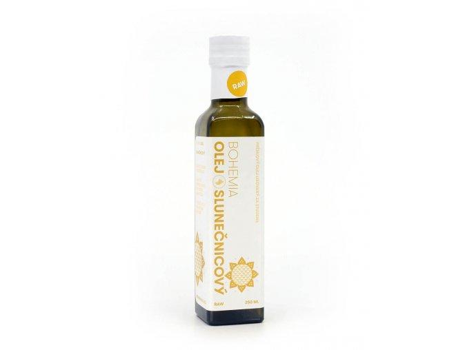 Olej Slunečnicový Bohemia 250ml 910x1155