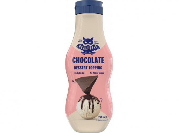 2264 healthyco topping chocolate 250ml 1