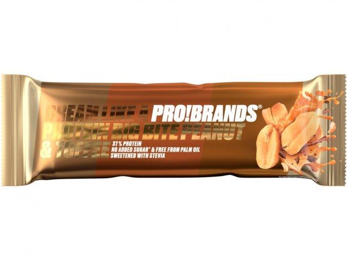 164 1 probrands protein big bite 45g