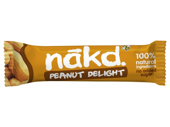 81509 Nakd Peanut Delight single