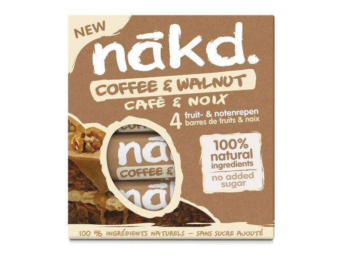 Coffee Walnut 4pack voorkant