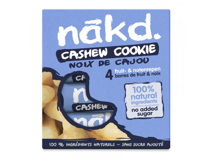 84502 Nakd Cashew Cookie MP