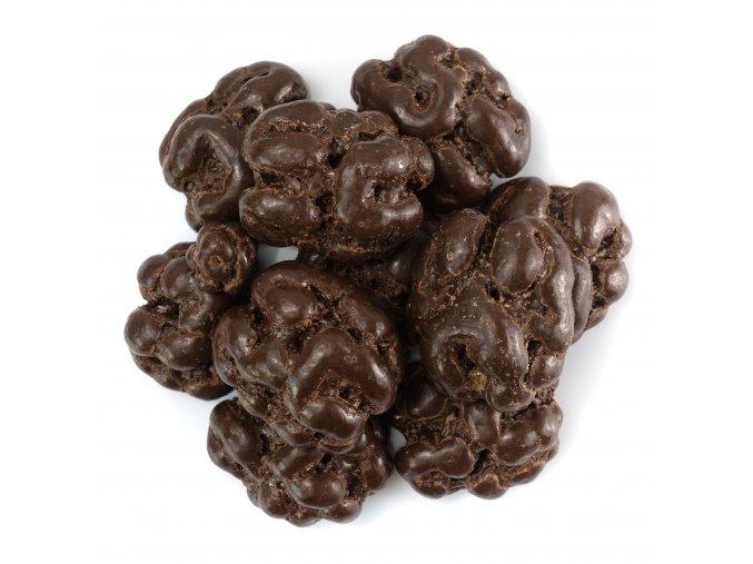 Vlašské ořechy v hořké čokoládě