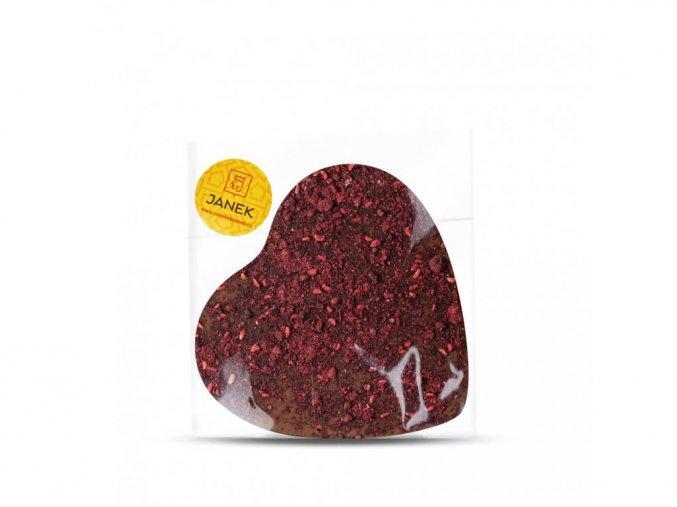 308 mlecne cokoladove srdce s malinou ostruzinou cokoladovna janek jpg
