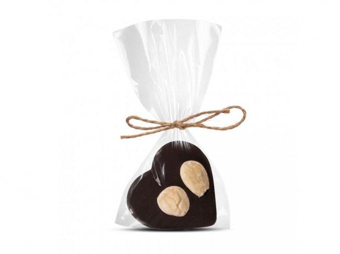 101 2 horke cokoladove srdicko 64 procent s madli cokoladovna janek