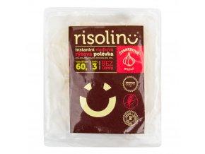 RISOLINO Polévka inst. rýž. ČESNEKOVÁ 60g