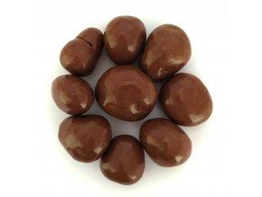Jahody v mléčné čokoládě