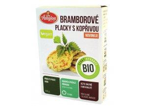 Amylon BIO Bramborové placky s kopřivou 250g