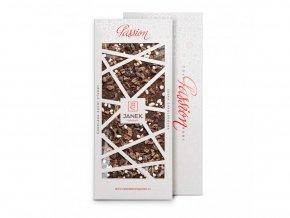 71 tabulka horke cokolady passion 72 procent s kavou jasminem kakaovymi boby cokoladovna janek