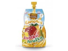 OVOCŇÁK mošt Jablko - Hruška 250ml