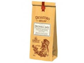 GREŠÍK Čaj Devatero bylin Děčínská směs 50 g