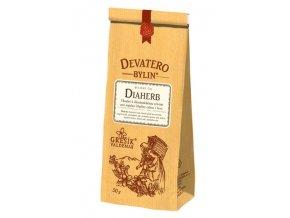GREŠÍK Čaj Devatero bylin Diaherb 50 g