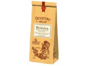 GREŠÍK Čaj Devatero bylin Hemopur 50 g