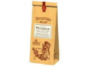 GREŠÍK Čaj Devatero bylin Metabolik 50 g