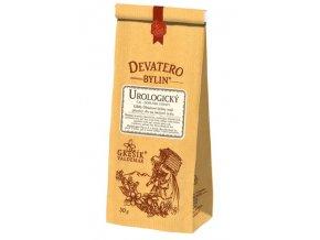 GREŠÍK Čaj Devatero bylin Urologický 50 g