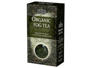 GREŠÍK Čaje 4 světadílů Organic Fog Tea z.č. 70 g