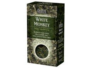 GREŠÍK Čaje 4 světadílů White Monkey z.č. 70 g
