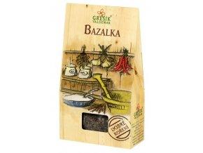 GREŠÍK Dobré koření Bazalka 20 g