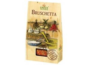 GREŠÍK Dobré koření Bruschetta 30 g
