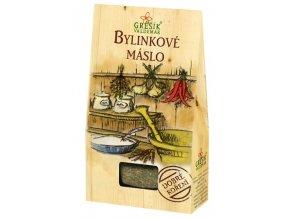 GREŠÍK Dobré koření Bylinkové máslo 30 g