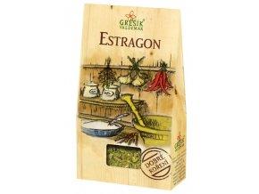 GREŠÍK Dobré koření Estragon 15 g