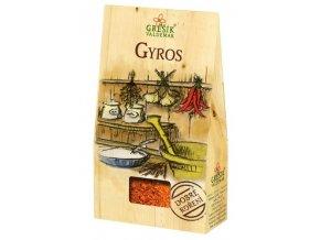 GREŠÍK Dobré koření Gyros 30 g