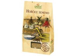 GREŠÍK Dobré koření Hořčice semeno 100 g