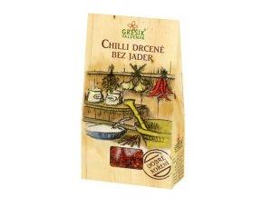GREŠÍK Dobré koření Chilli drcené bez jader 20g