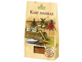 GREŠÍK Dobré koření Karí Madras 30 g
