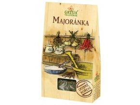 GREŠÍK Dobré koření Majoránka 15 g