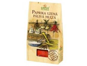 GREŠÍK Dobré koření Paprika uzená pálivá mletá 30 g