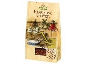 GREŠÍK Dobré koření Paprikové vločky 40 g