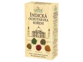 GREŠÍK Dobré koření Ochutnávka koření Indická 48 g
