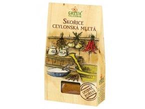 GREŠÍK Dobré koření Skořice ceylonská mletá 50 g