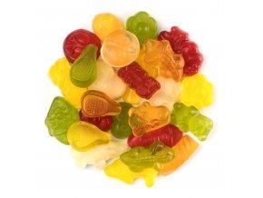 Sladký mix cukrovinek