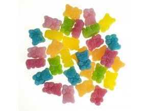 Tutti frutti žellé medvídek