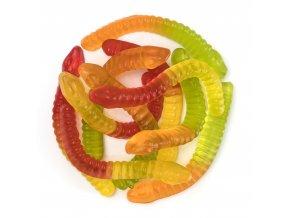 Želé cukrovinky velký červík